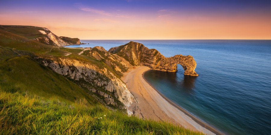 Jurassic Coast e Durdle Door, Dorset